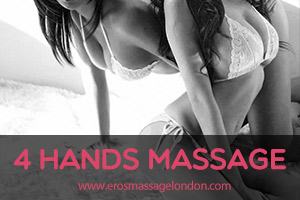 4 hands massage
