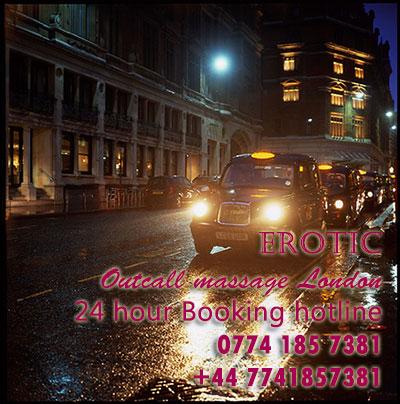 outcall massage London