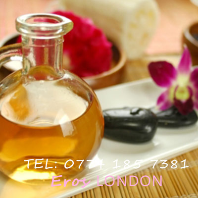 sensual oil we use