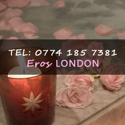 candle for erotic massage treatment