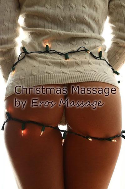 London Christmass day massage
