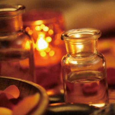 massage oil we using